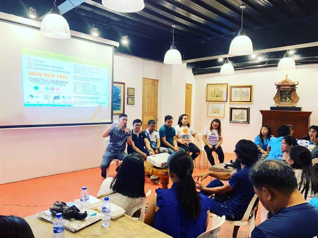 DigitalJobsPH Training (DJT) Workshop