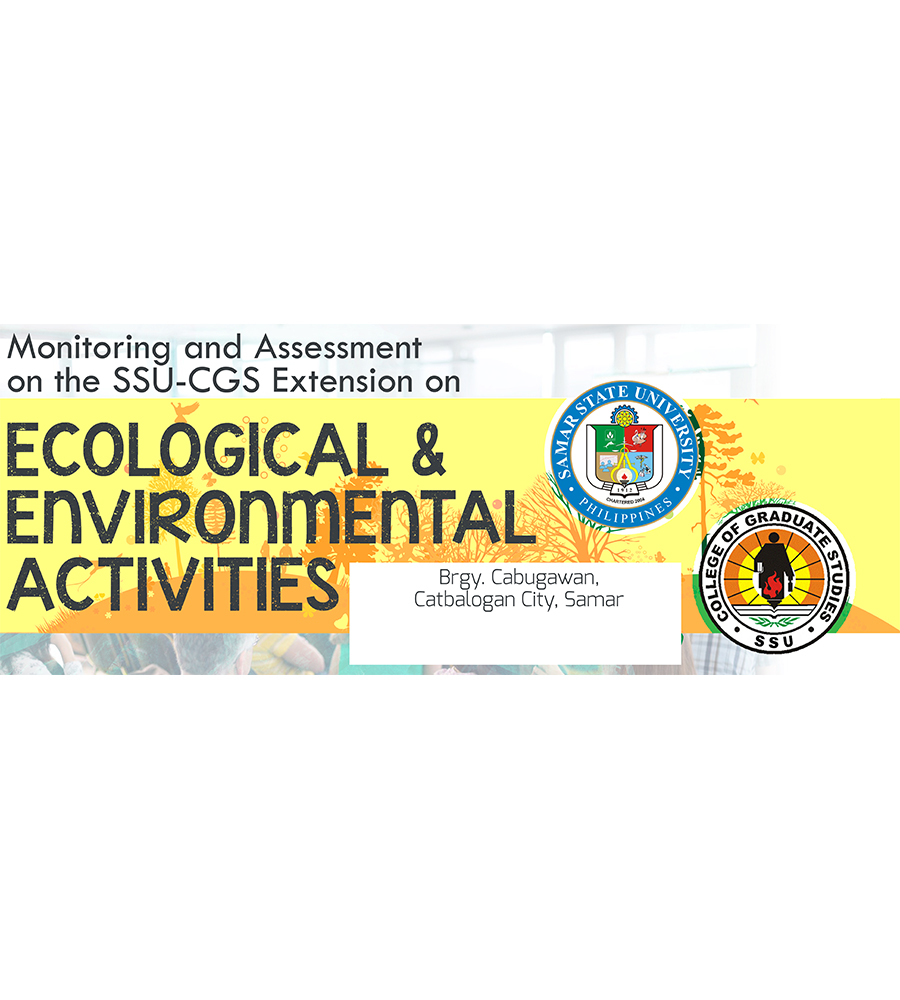 SSU Ecological & Environmental Activities