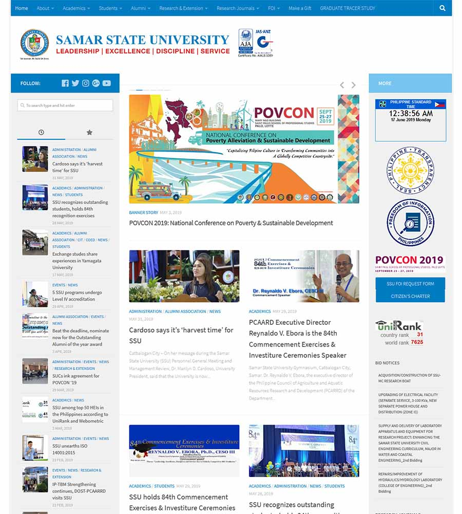 SSU-University-Website-2